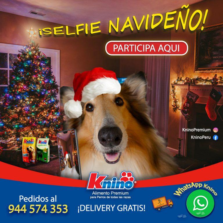 Knino Selfie Navideño 2020